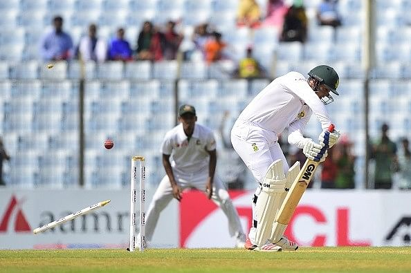Quinton de Kock called up for the second Test