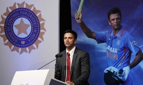 Rahul Dravid's Twitter Q&A with Ashwin, Sehwag and Rahane