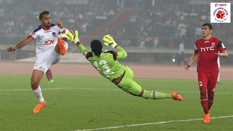 Best Indian XI from the Indian Super League