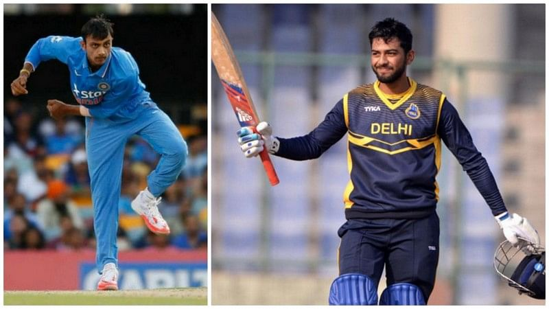 Axar Patel and Unmukt Chand spearhead Gujarat and Delhi into Vijay Hazare Trophy final
