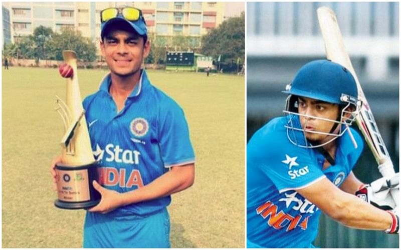 Ishan Kishan - The other India captain and wicket keeper batsman hailing from Jharkhand