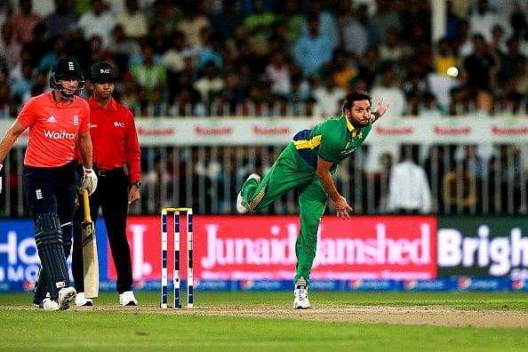 Pakistan's Afridi soars in T20I rankings despite England series whitewash