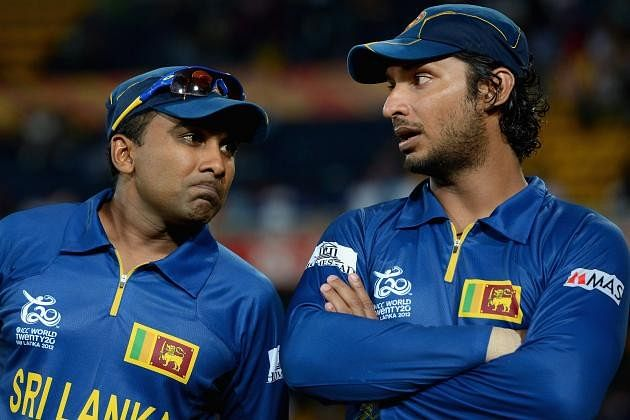 Sangakkara and Jayawardene apologise for organising