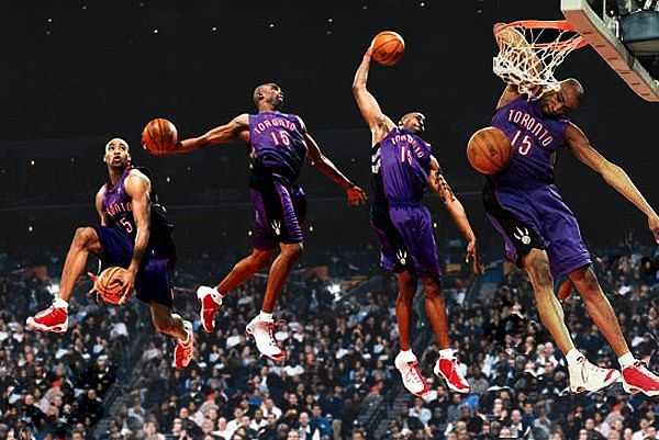#NoMatterWhat - Moving on from Vinsanity - a look at Vince Carter's long, model professional career