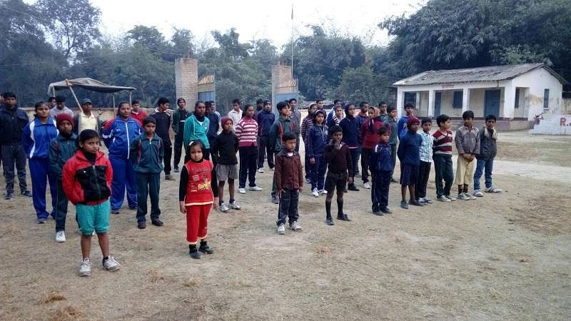 Bringing up boxing talent: a small boxing club in Dighwara, Bihar needs help