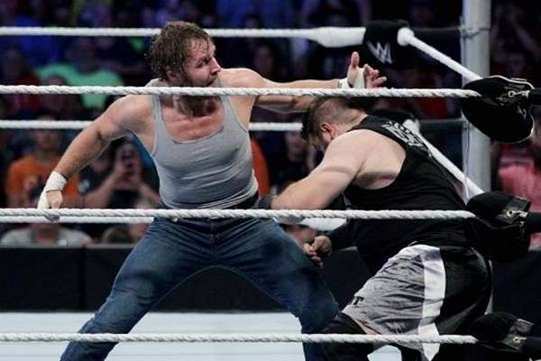 WWE Live Event Charleston 16/01/2016: Results