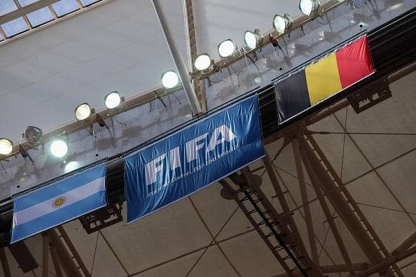 Belgium retain top spot in FIFA rankings as 2016 begins, with Eurocentric top 10