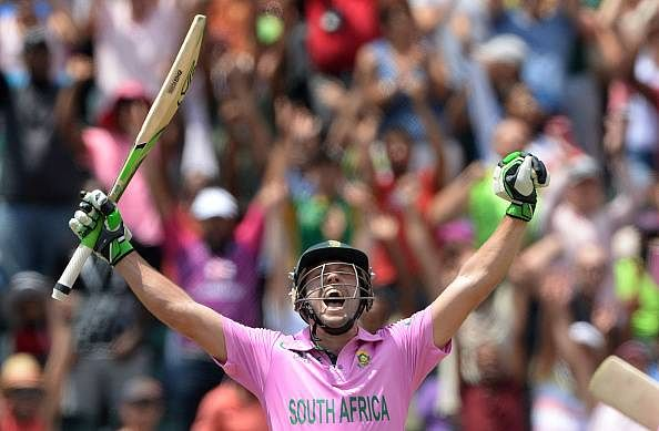 Reports: BBL outfit Sydney Thunder approach AB de Villiers for the next season