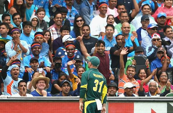 David Warner to miss part of ODI series against India for family duty