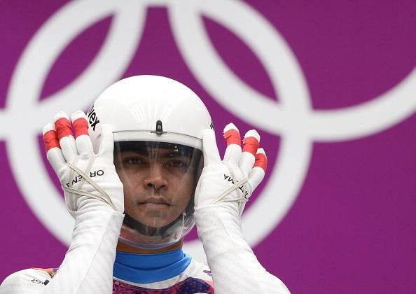 Five-time Olympian forced to withdraw from 2016 Luge World Championships