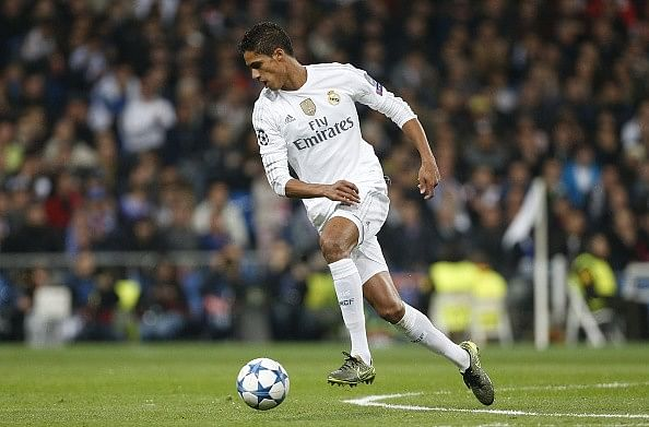 Raphael Varane - 10 best young defenders in the world