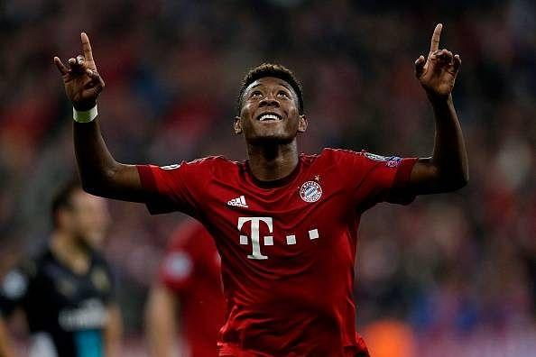 Bayern Munich's David Alaba hints at Premier League move