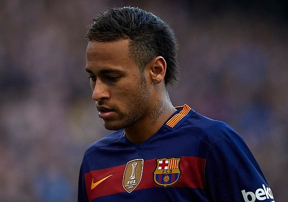 Neymar was subjected to racism, says team mate Andres Iniesta