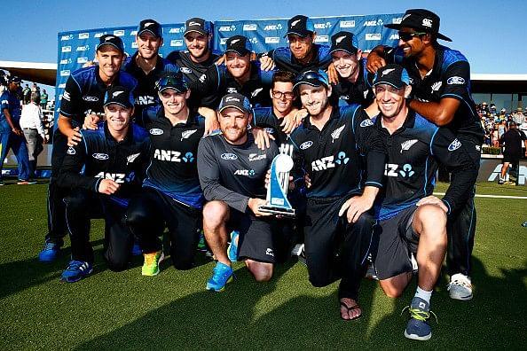 New Zealand clinch ODI series against Sri Lanka 3-1 as unlikely saviour trumps Angelo Mathews' hardwork