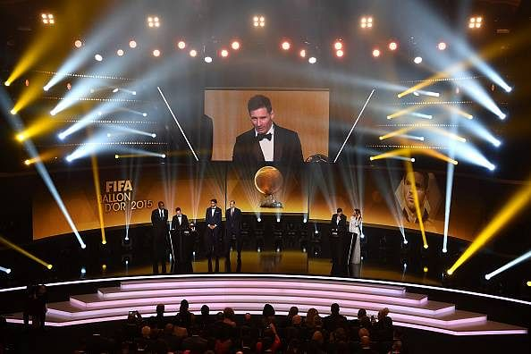 5 weirdest votes from the 2015 FIFA Ballon d'Or results list