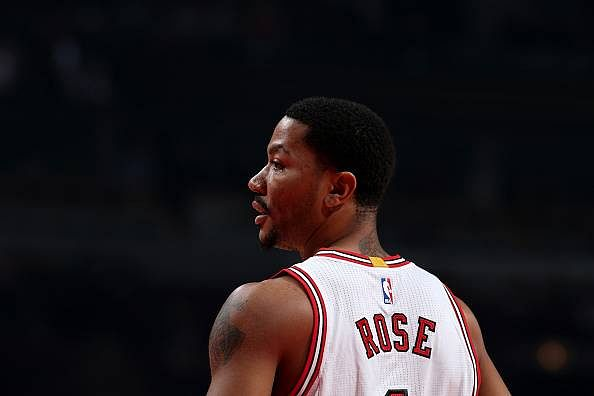 NBA trade rumors: Derrick Rose to the New York Knicks?
