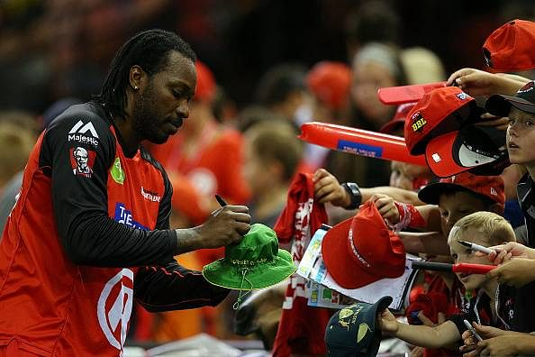 Chris Gayle lashes out at former players who proved themselves to be hypocrites