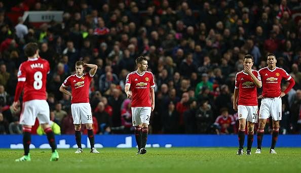 Twitter trolls Manchester United after their 1-0 home defeat against Southampton