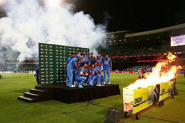 Best pictures from the 3rd T20I match between Australia and India