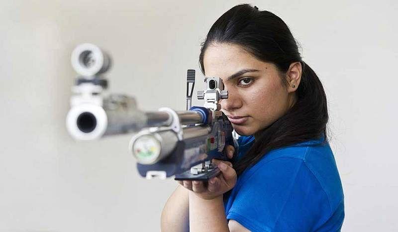 How Olympic gold hopeful Apurvi Chandela is leading the Indian women's shooting renaissance
