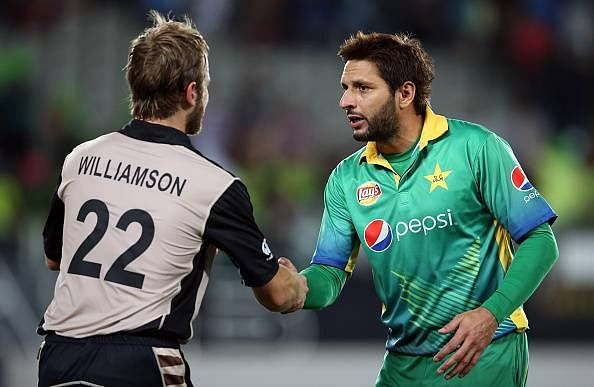 Stats: NZ vs PAK 1st T20I- Afridi the all-rounder does it again for Pakistan