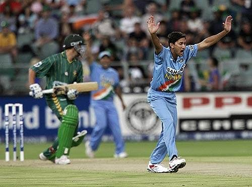 5 best debut performances by Indian bowlers in T20Is