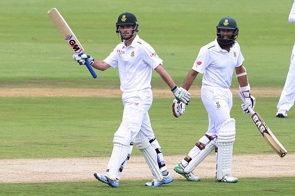 Stats: South Africa vs England 4th Test day 1 - Stephen Cook and Hashim Amla set records