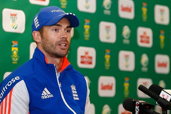 James Anderson believes Test Cricket is facing pressure from T20 format