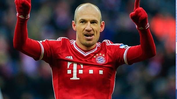 Arjen Robben argues his case for more playing time at Bayern Munich