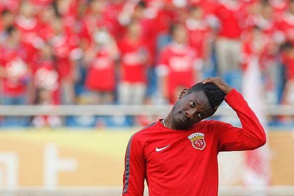 Ghana's Asamoah Gyan slams CAF best player award, claims Andre Ayew should have won