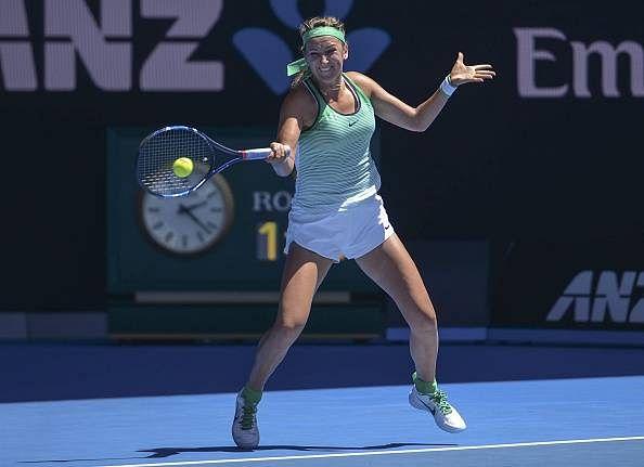 Victoria Azareka moves into last eight of the 2016 Australian Open