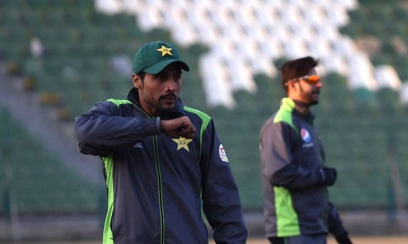 Pakistan ODI skipper Azhar Ali sorts out differences with Mohammad Amir