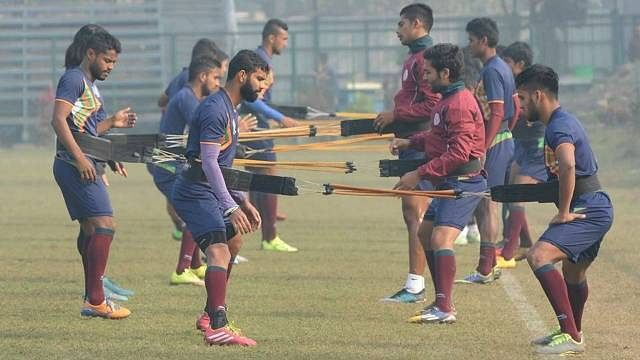 I-League: DSK Shivajians will face a tough test against Mohun Bagan