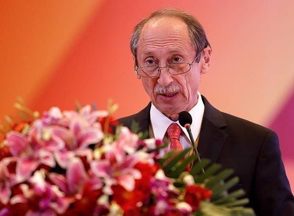 Former Russian athletics chief files appeal against life suspension