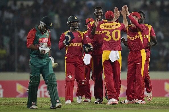 Zimbabwe to play T20I series in Bangladesh