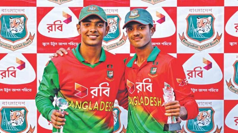 Bangladeshi U-19 spinner Sanjit Saha's action found illegal, ICC bans him from bowling