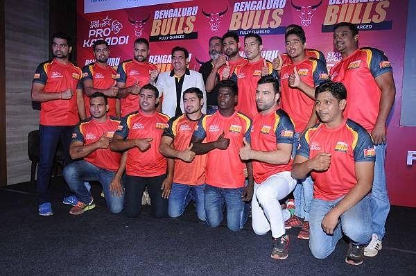 'Fully Charged' Bengaluru Bulls ready for Pro Kabaddi League Season 3