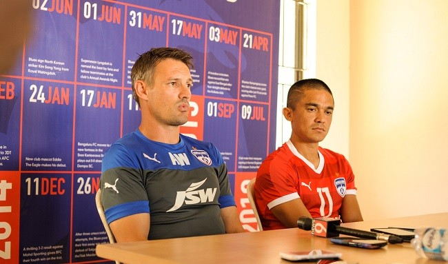 I-League: Bengaluru FC team is stronger, balanced, says coach Ashley Westwood ahead of new season