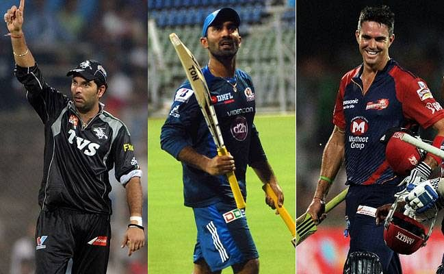 714 players in contention for IPL 9 auction; Yuvraj, Watson, Pietersen among those with highest base price