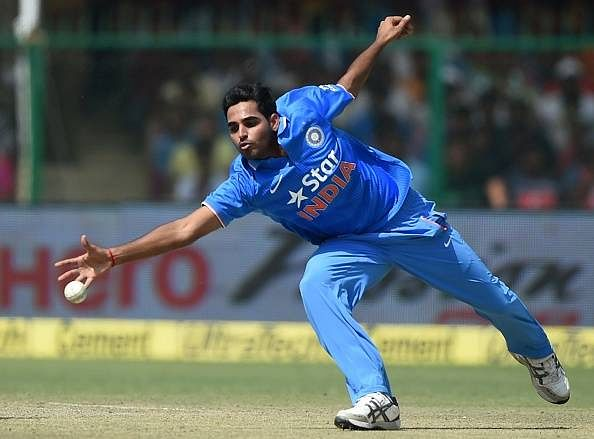 Bhuvneshwar Kumar named replacement for injured Shami