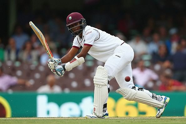 West Indies put up a brave fight despite losing six wickets at the SCG