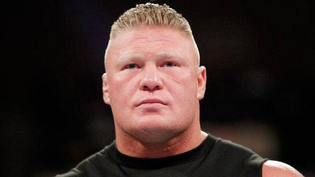 Could Brock Lesnar meet someone other than Roman Reigns at WrestleMania 32?