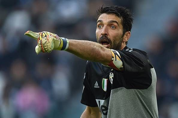 Gianluigi Buffon urges Juventus to keep up their impressive form in Serie A