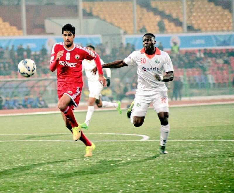 I-League: Shillong Lajong beat Sporting 1-0