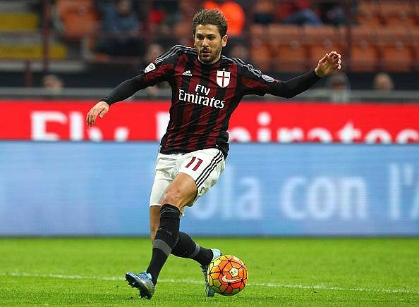 Outcast AC Milan forward Alessio Cerci loaned to Genoa