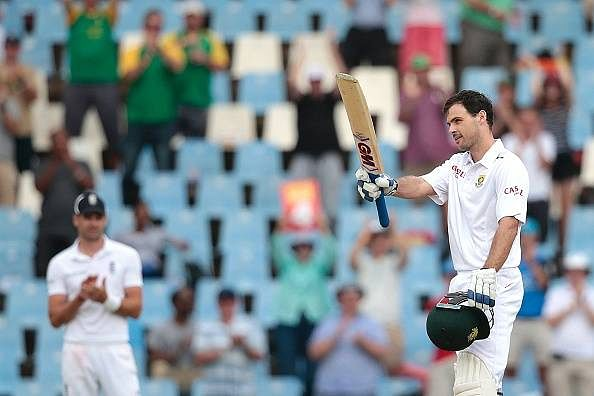 Stats: Stephen Cook becomes the fourth-oldest batsman to score century on Test debut