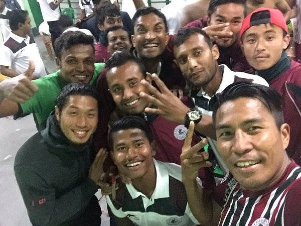 I-League: Mohun Bagan top table with 4-2 win over Salgaocar