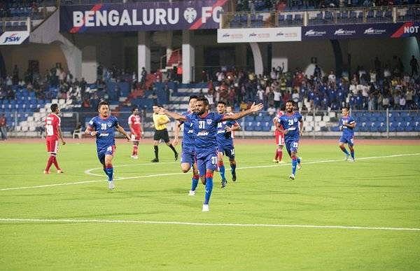 I-League: Bengaluru FC 3-0 Shillong Lajong - Match Report