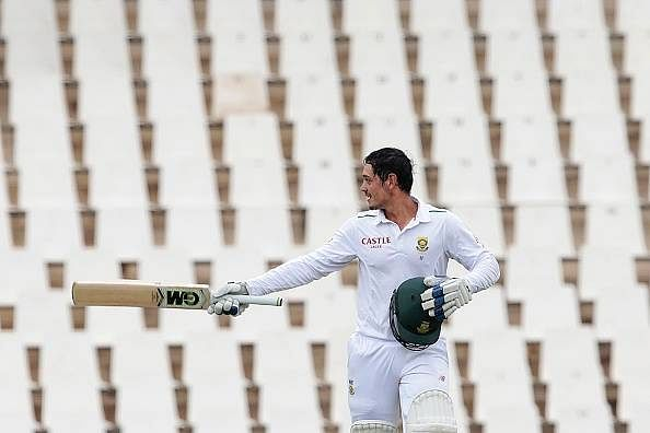 South Africa v England, Day 2: Visitors fightback after Quinton de Kock century helps South Africa post 475