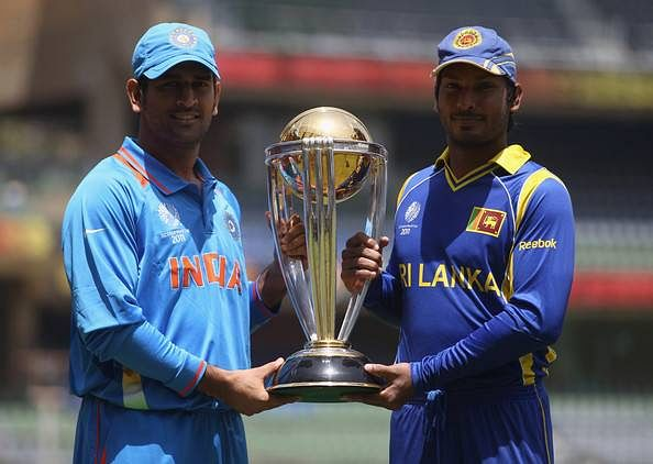 Kumar Sangakkara believes MS Dhoni is still the best at handling pressure situations